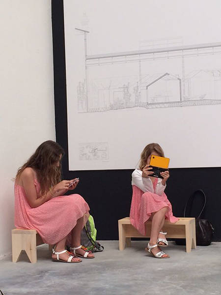 Manolito Limousine at the Biennale Architettura Venezia 2014 | Indoors